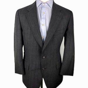 Polo Ralph Lauren University Club Blazer Wool Gray